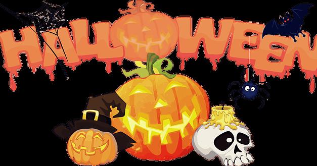 Halloween: calabaza tallada Jack o'Lantern