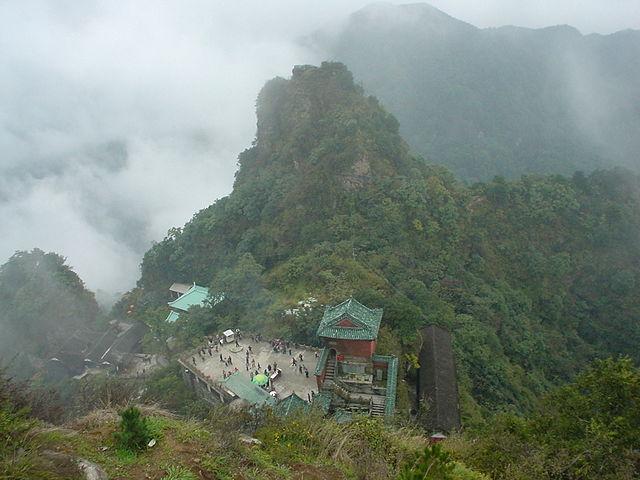 La leyenda del origen del Tai Chi Chuan